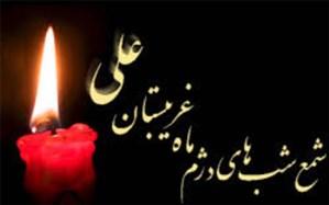 آهنگهایی که به ساحت امام علی (ع) تقدیم شدهاند