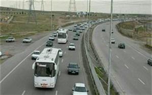 ادامه ممنوعیت تردد تریلرها و کامیونتها در محور هراز و چالوس