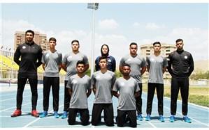 برای حضور در قهرمانی آسیا؛ تیم ملی جوانان دوومیدانی ایران راهی ژاپن شد