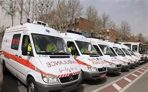 تمهیدات اورژانس برای پیادهروی جاماندگان اربعین حسینی در تهران
