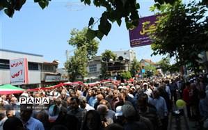مسیرهای راهپیمایی روز قدس در مازندران اعلام شد