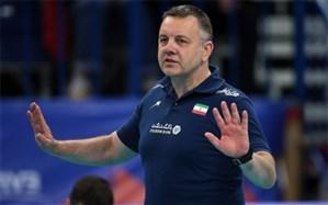 کولاکوویچ: هنوز سرمربی تیم ملی والیبال ایران هستم