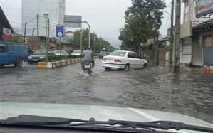 سیلاب در رودسر ۳ فوتی و ۴ مفقودی بر جای گذاشت