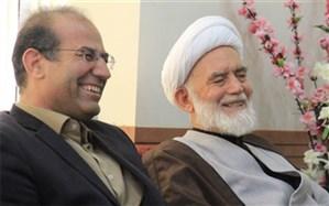 حضور نماینده ولی فقیه و امام جمعه همدان در ادارهکل آموزش و پرورش استان