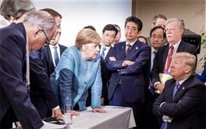 سران جی 7 نتوانستند ترامپ را راضی کنند