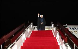 رئیسجمهوری به تهران بازگشت