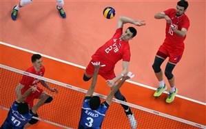 لیگ ملتهای والیبال؛ روسیه با هوادارانش کولاکوویچ را مات کرد