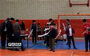 مسابقات گلایدر دانش آموزی آذربایجان شرقی نفرات برتر خود را شناخت