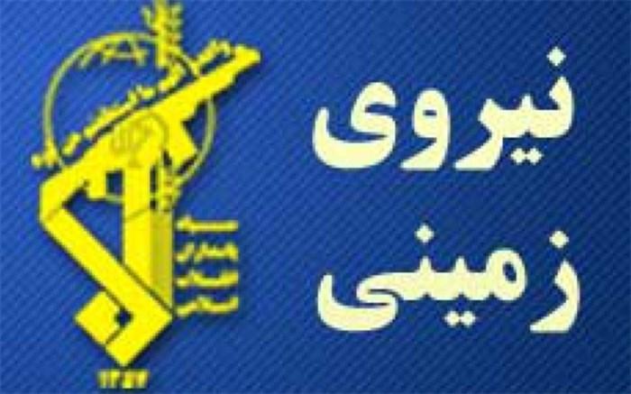 نیروی زمینی سپاه