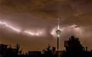 هشدار الهام فخاری به تهرانیها درباره توفان