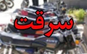 دستگیری سارقی که خودرو را برای مسافرکشی سرقت کرده بود