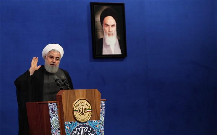 روحانی رئیس جمهوری