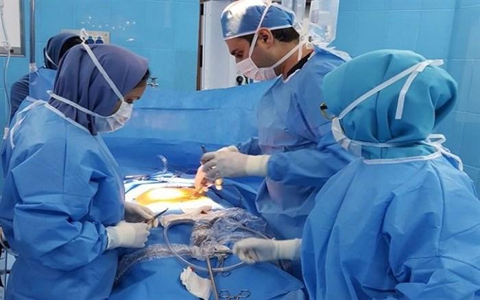 کیسه صفرا بدون باز کردن شکم در بیمارستان آستارا برداشته شد