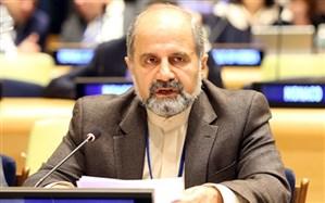 سفیر ایران در سازمان ملل متحد: اسرائیل بامحاصره غزهاین منطقه را به بزرگترین زندان جهان تبدیل کرده است