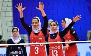 اردونشینان تیم ملی والیبال دختران امید معرفی شدند