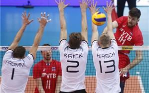 لیگ ملتهای والیبال؛ روسها به صعود نزدیک شدند