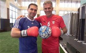 پردهبرداری از  سلاح مخفی کیروش: تاثیر ورزش رزمی در اولین پیروزی ایران در جام جهانی روسیه