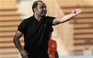 بختیاریزاده: تیم امید، آینده فوتبال ایران است