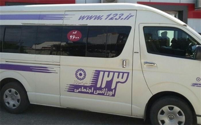 برقراری ۶۸۰۰ تماس با اورژانس اجتماعی در اردبیل