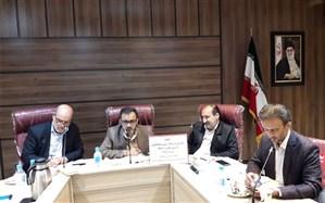 جلسه هماهنگی اردوهای  یکروزه امید و نشاط شهرستانهای استان تهران برگزار شد