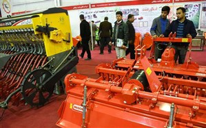 نمایشگاه ماشین آلات کشاورزی در گیلان گشایش یافت