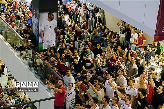 بانوان کمیسیون فرهنگی مجلس: همه ما در استادیوم آزادی برنده شدیم