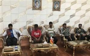 بازگشت 17 ملوان ایرانی از سومالی به کشور