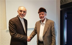 صالحی با وزیر امور خارجه عمان دیدار و گفتوگو کرد