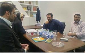 نشست همکاری با «دنیای کتاب» در برگزاری هشتمین جشنواره کتابخوانی رضوی برگزار شد