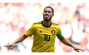جام جهانی 2018؛ بلژیک با جشنواره گل به یک قدمی صعود رسید