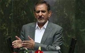 جهانگیری : تصور آمریکا از جنگ جدید این است که اقتصاد ایران را زمینگیر کند