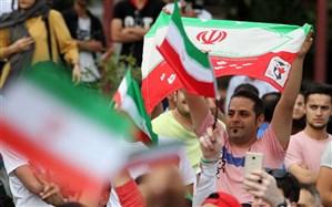 مسابقه ایران و پرتغال در حاشیه استخر لاهیجان پخش می شود