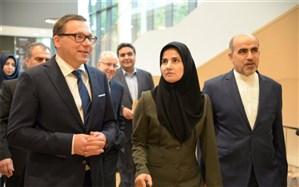 رایزنی جنیدی با سازمان همکاری قضائی اتحادیه اروپا در هلند
