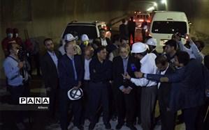 استاندار البرز: اراده ملی برای تسریع در تکمیل آزادراه تهران شمال مشهود است