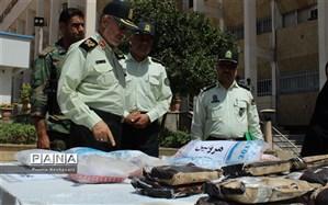 افزایش 35 درصدی کشف مواد مخدر در استان فارس