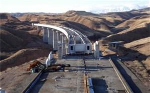 ریلگذاری ۱۱۷ کیلومتر از پروژه راهآهن اردبیل آغاز میشود