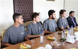 تیم بسکتبال دانشآموزی ایران با برزیل و فرانسه همگروه شد