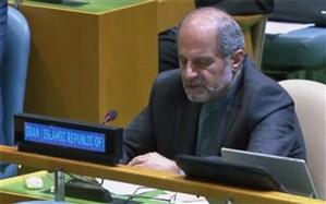 آل حبیب: هرگونه اقدام یکجانبه در تهیه لیست کشورهای حامی تروریسم غیر قانونی است