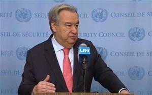 درخواست دبیر کل سازمان ملل متحد از ایران و روسیه درباره سوریه