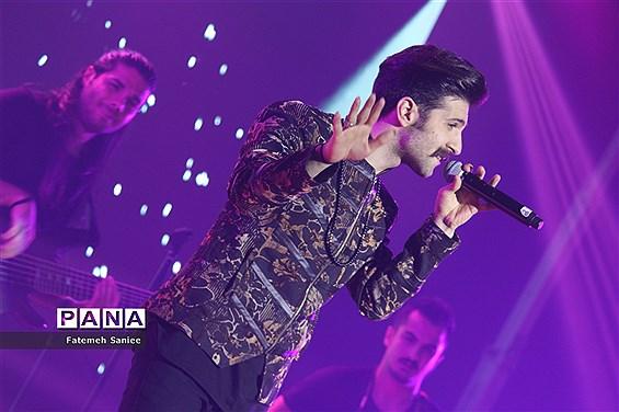 کنسرت حمید هیراد در ساری