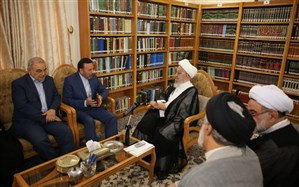 آیتالله مکارم شیرازی: امروز زمان تسویه حسابهای شخصی و حل اختلافات انتخاباتی نیست