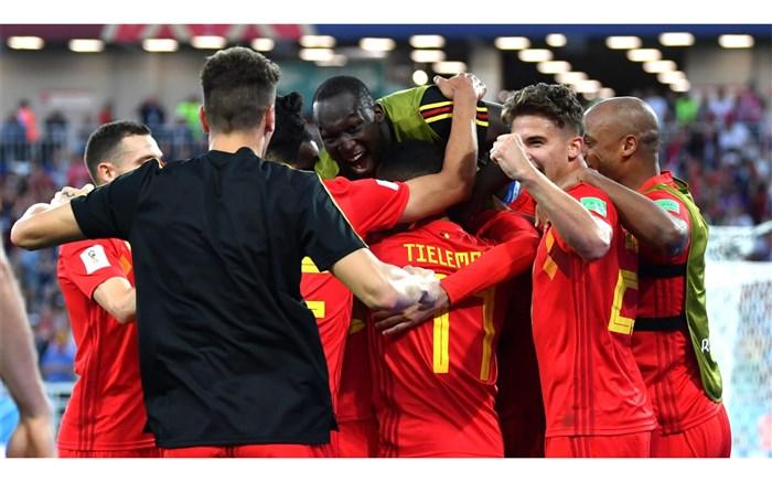 تیم ملی فوتبال بلژیک 2018