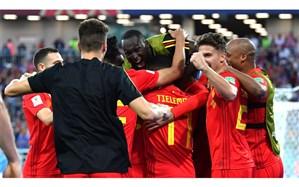 جام جهانی 2018؛ بلژیک صدر را از سهشیرها پس گرفت