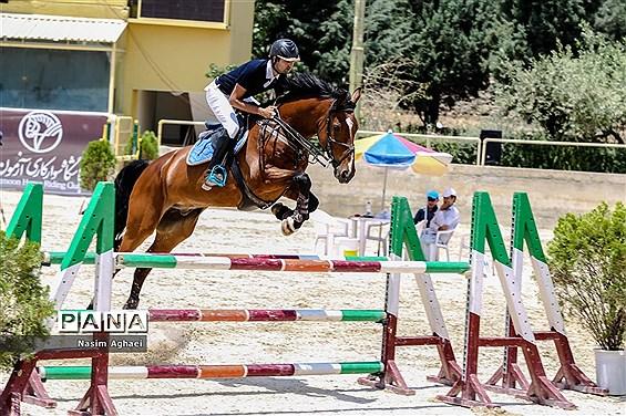 مسابقات پرش با اسب