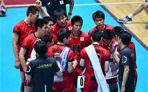 والیبال قهرمانی نوجوانان آسیا؛ شکست اول در حساب قهرمان