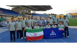 پایان کار ایران در تورنمنت دوومیدانی قزاقستان به ده مدال