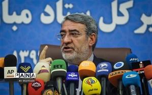 وزیر کشور: انتقال آب از دریای عمان با اولویت پیگیری شود