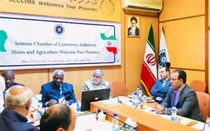 کاردار سفارت کشور ساحل عاج در ایران:  همکاری اقتصادی ایران و ساحل عاج افزایش می یابد