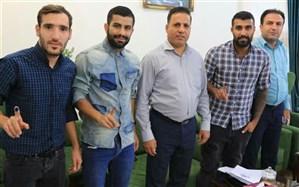 هافبک سابق استقلال با نفت مسجدسلیمان تمدید کرد