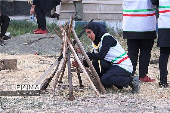 اردوی دانش آموزی پیشتازان دختر آذربایجان غربی -2
